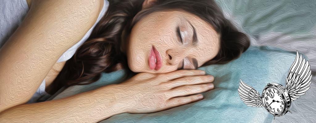 visualización para dormir profundamente