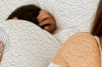 principales inconvenientes que salen cuando duermes con tu pareja