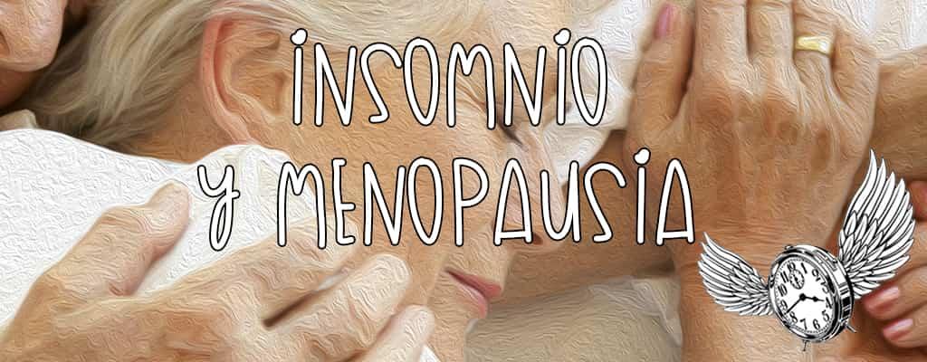 Problemas para dormir en la menopausia