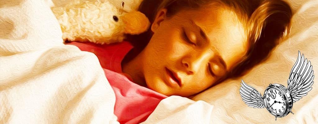 niños con problemas para dormir