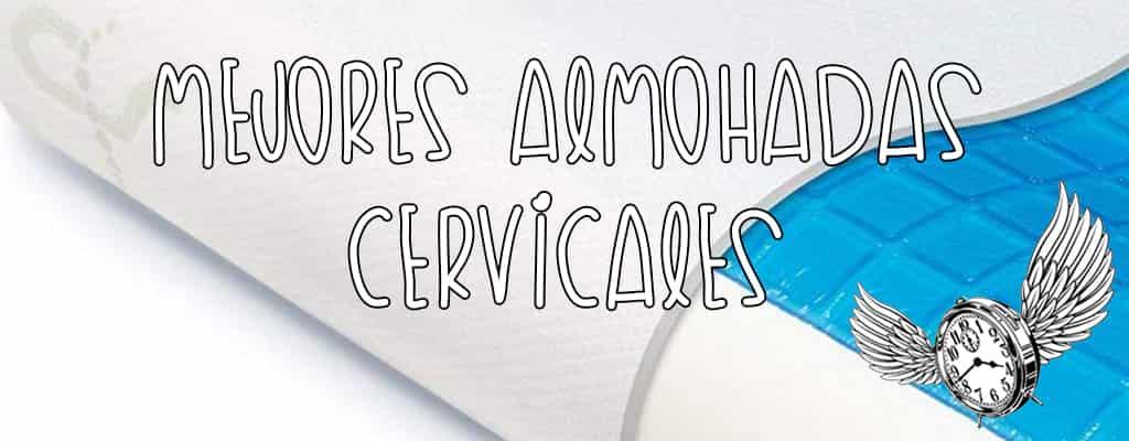 almohadas para cervicales